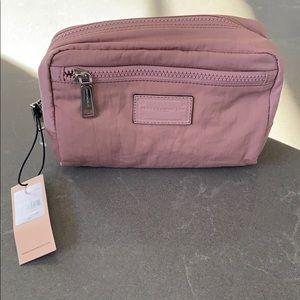 dd9036bff843 Rebecca Minkoff Bags | Nwot Nylon Cosmetic Pouch Black | Poshmark